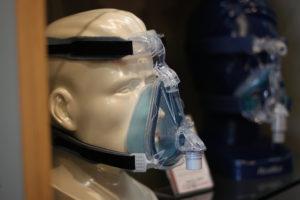 CPAP-maskine