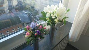 Blomster, hjertetstop